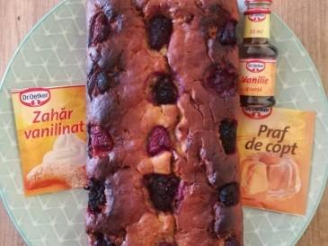 Prăjitura pregătită de Andra-Gabriela