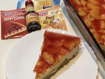 Prăjitura pregătită de Marian