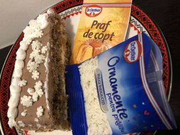 Prăjitura pregătită de Smărăndița Gabriela