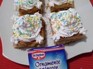 Prăjitura pregătită de VIORICA