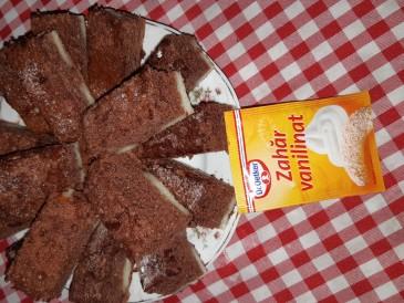 Prăjitura pregătită de Ferenc