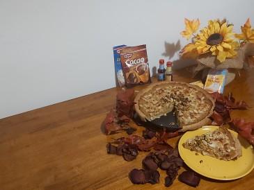 Prăjitura pregătită de Anca