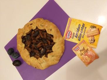Prăjitura pregătită de Andreea