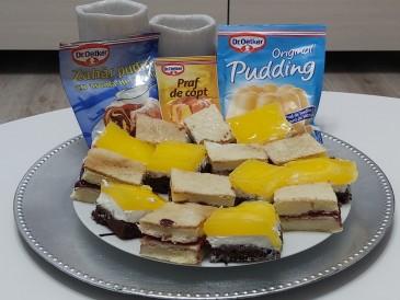 Prăjitura pregătită de Daniel Marcel
