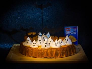 Prăjitura pregătită de Manuela