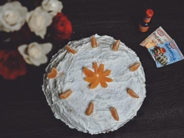 Prăjitura pregătită de Camelia