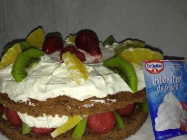 Prăjitura pregătită de Nicoleta