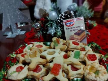 Prăjitura pregătită de Vasilica