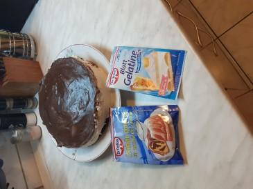 Prăjitura pregătită de Maria Magdalena
