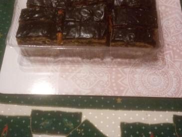 Prăjitura pregătită de Constantin