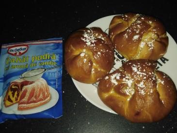 Prăjitura pregătită de Geanina