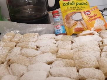 Prăjitura pregătită de Radu Andrei
