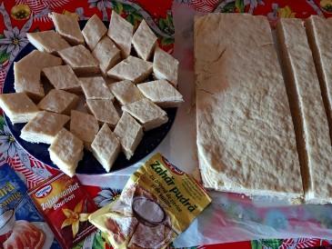 Prăjitura pregătită de Ionel Cornel