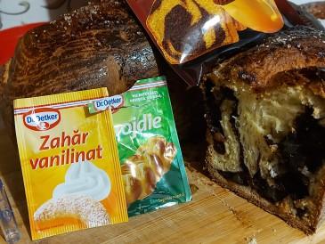 Prăjitura pregătită de Ion George
