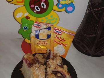 Prăjitura pregătită de Monica Nicoleta