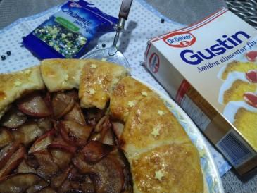 Prăjitura pregătită de Renata