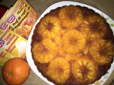 Prăjitura pregătită de Rodica