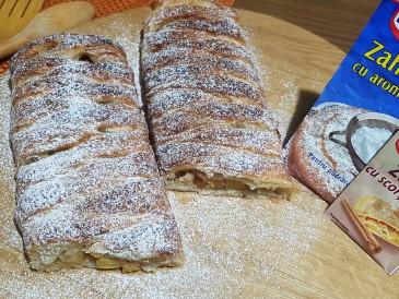 Prăjitura pregătită de Alina