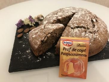 Prăjitura pregătită de Amelia