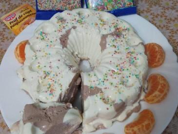 Prăjitura pregătită de Vladimer
