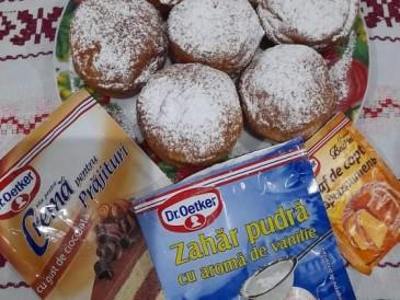 Prăjitura pregătită de Pancisina
