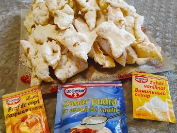Prăjitura pregătită de Botnaru