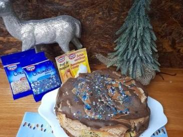 Prăjitura pregătită de Vasîlca