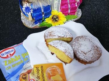 Prăjitura pregătită de Natalia