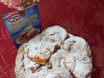 Prăjitura pregătită de Alexandru