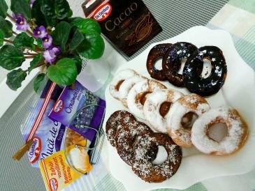 Prăjitura pregătită de Ana