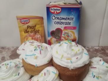 Prăjitura pregătită de Ion