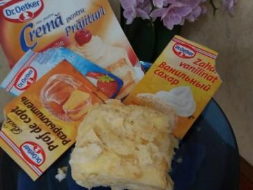 Prăjitura pregătită de Efim