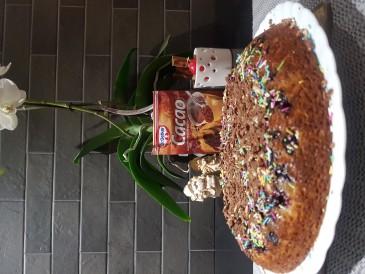 Prăjitura pregătită de Aliona