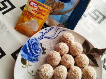Prăjitura pregătită de Fiodor