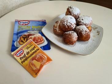 Prăjitura pregătită de Aurica