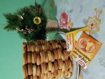 Prăjitura pregătită de Codreanu