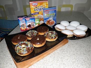Prăjitura pregătită de Rebecca