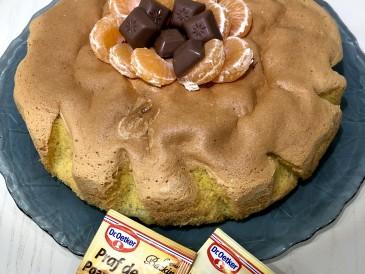 Prăjitura pregătită de Milena