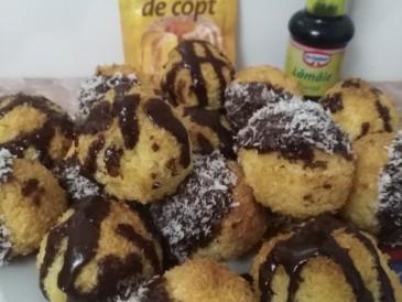 Prăjitura pregătită de Nelea