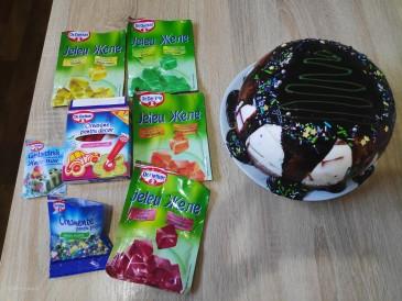 Prăjitura pregătită de Darii