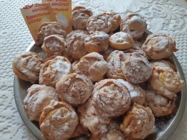 Prăjitura pregătită de Latus