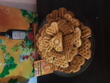 Prăjitura pregătită de Balan